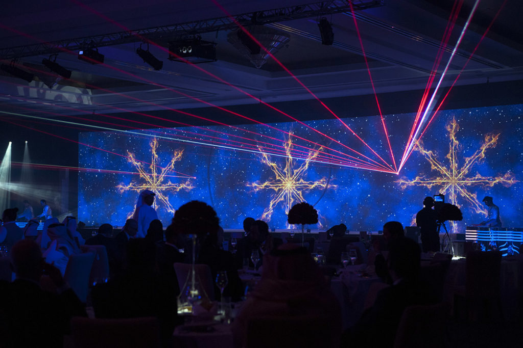 LM-Productions_Content_Projection_Laser_QNB_50th_anniversary_Qatar_National_Bank_Middle_East_Doha_1