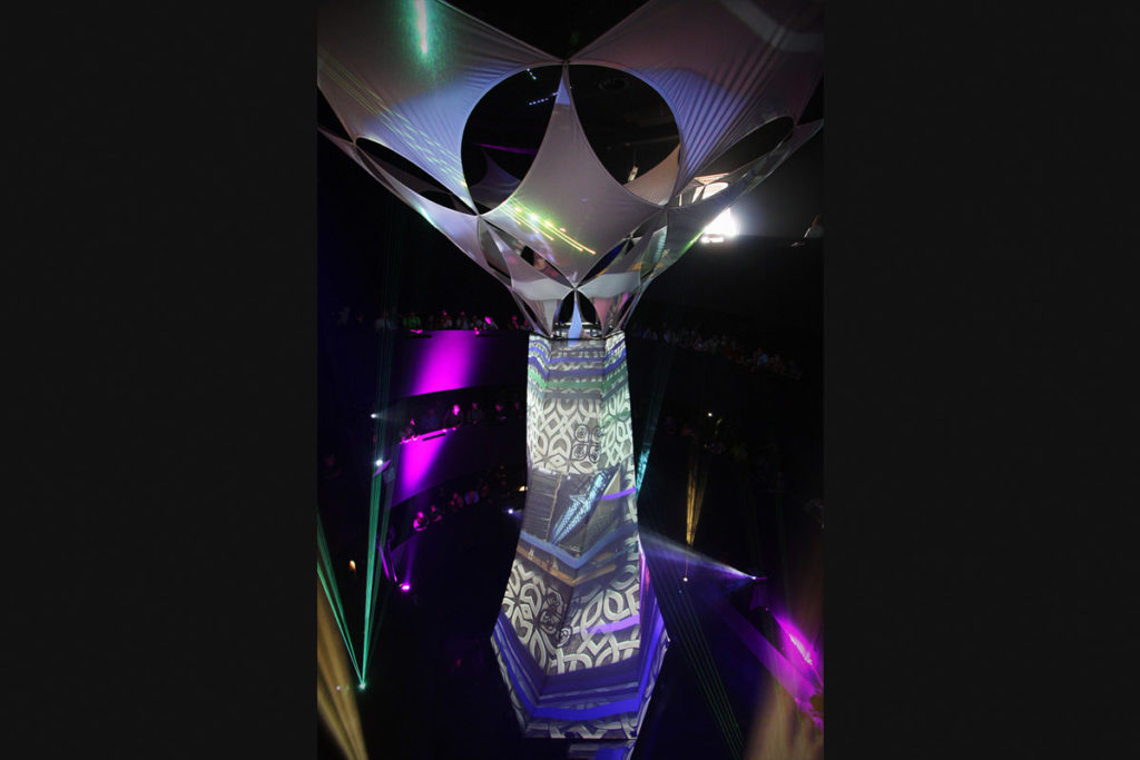 Lm-Productions_Content_Qatar_Food_Basket_Jeffer_Theatre_Irregular_Shaped_Projection_Laser_Overlay_Lighting_Immersive_Theatre_expo_C_2015